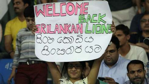 Just the best tweets from the Pakistan vs Sri Lanka T20 match in Lahore