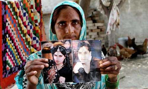 Qandeel said her time to rise had come, recalls mother