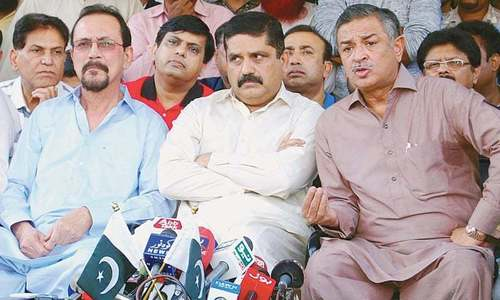 Karachi's deputy mayor predicts more defections from MQM