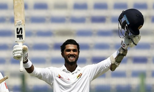 Witchcraft helped us win Test series against Pakistan, says Sri Lanka captain