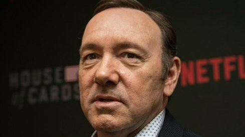Netflix cancels Kevin Spacey's political drama, House of Cards