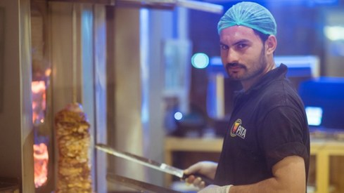Would you fancy an authentic shawarma from Karachi's new eatery Pita?