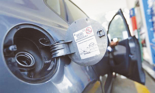 Shell, Total, PSO fuel harms engines: Honda