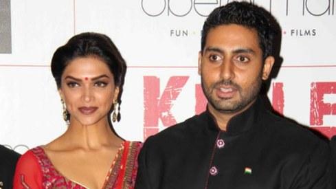 Deepika and Abhishek will star in Sanjay Leela Bhansali's Sahir Ludhianvi biopic