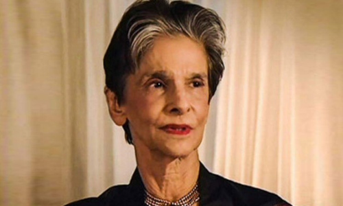 Editorial: Dina Wadia, the true daughter of the nation who Pakistan never recognised