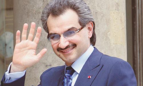 Al Waleed: famed billionaire who has assets across globe