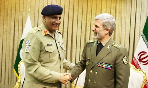 Iran agrees to enhance security cooperation, intelligence sharing with Pakistan