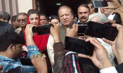 Court indicts Nawaz in 3 separate corruption references, rejects plea for clubbing NAB cases