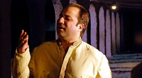 Rahat Fateh Ali Khan has a new song out
