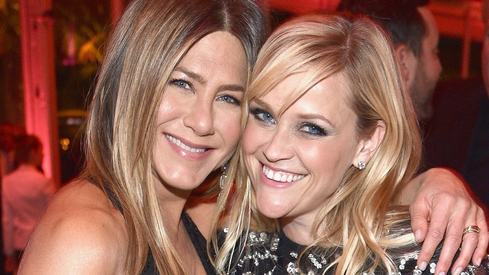 Jennifer Aniston and Reese Witherspoon unite for a new TV series