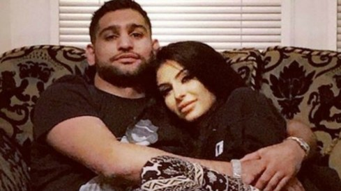 Amir Khan and Faryal Makhdoom are back together and that's it, we can't keep up