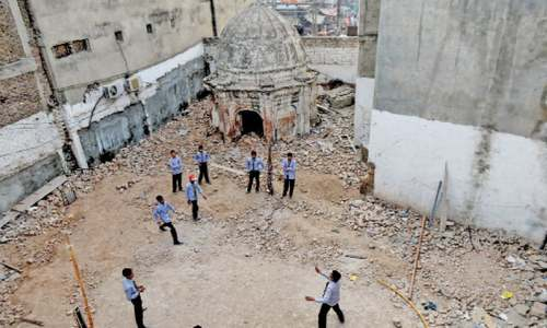 Mosque construction issue on gurdwara premises reaches court