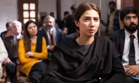 In Verna, I play a woman who doesn't have fear in her DNA: Mahira Khan