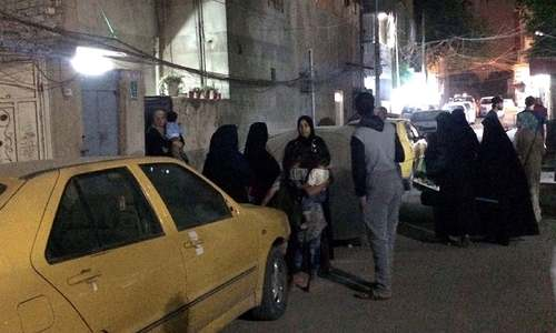 More than 200 killed as strong quake rocks Iran-Iraq border