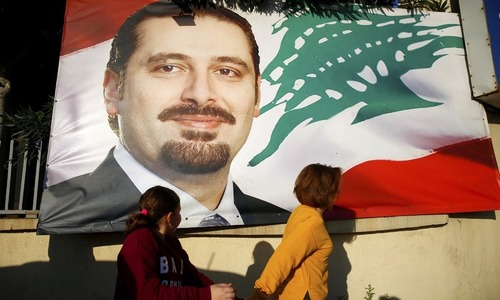 In demanding Hariri's return, Lebanese find rare unity