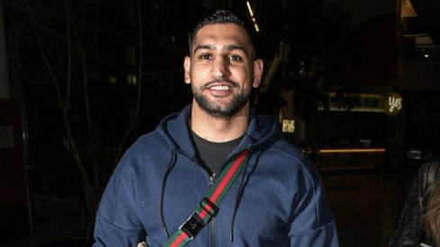 Is Amir Khan appearing on a reality show after all?