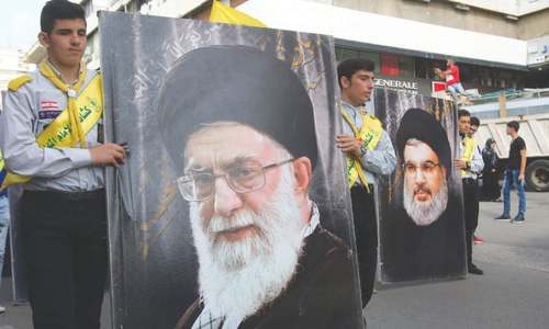 Hezbollah: the crown jewel of Iran's spreading influence