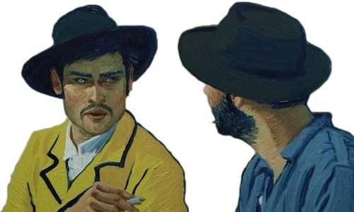 Shades of  Van Gogh