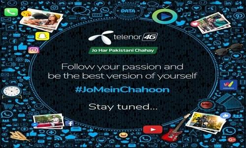 Telenor's #JoMeinChahoon – Yay or nay?