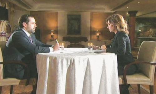 Why a curious TV interview in Riyadh proves Saad Hariri is desperate
