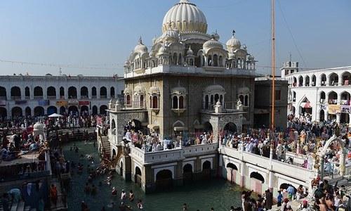 Guru Nanak, Wali Qandhari and other stories about how Hasan Abdal got water