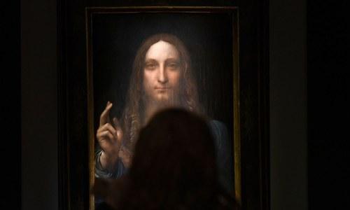500 سال پرانی پینٹگ 45 ارب روپے سے زائد میں فروخت