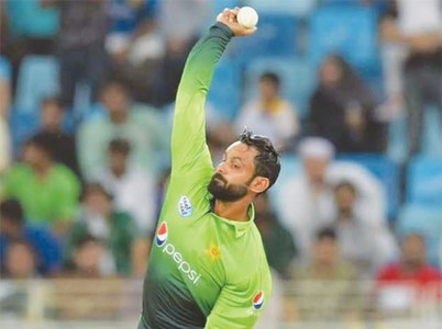 Hafeez's bowling action declared illegal by ICC