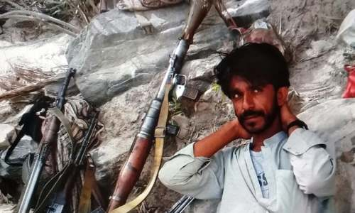 BLF commander, allegedly involved in killing of 15 near Turbat, killed: ISPR