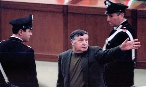 Sicilian Mafia 'Beast' Toto Riina dies