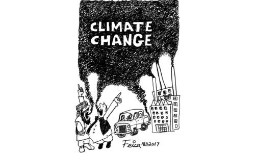 کارٹون : 18 نومبر 2017