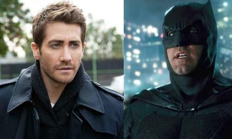 Is Jake Gyllenhaal rep... Jake Gyllenhaal Batman