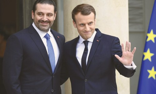 Hariri says he will be in Beirut within days