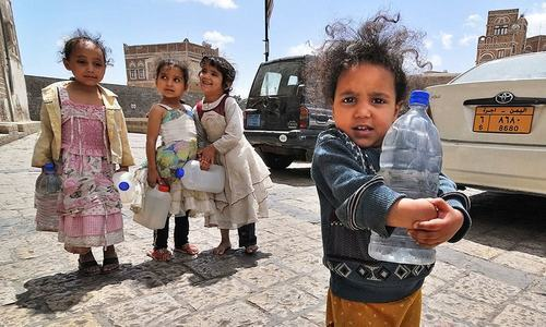Is anyone concerned about the Yemenis?