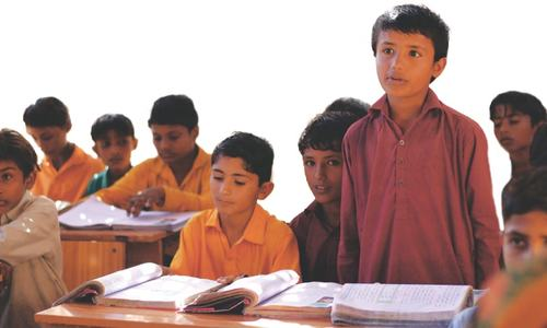 EDUCATION: THE MIRACLE SCHOOL OF BADIN