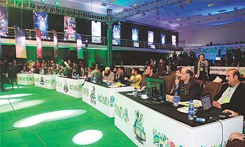 Sports diary: At players' auction for 2018 PSL