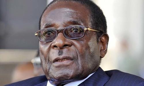 Mugabe ousted as Zimbabwe's ruling party chief