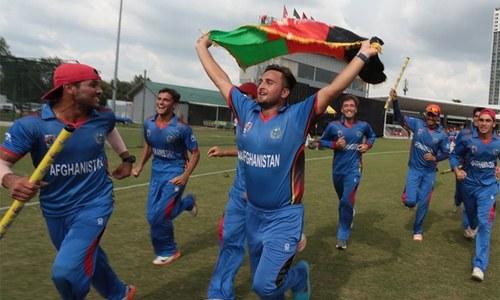 پاکستان 63 رنز پر ڈھیر، افغانستان پہلی مرتبہ انڈر19 ایشیا کپ کا چیمپیئن