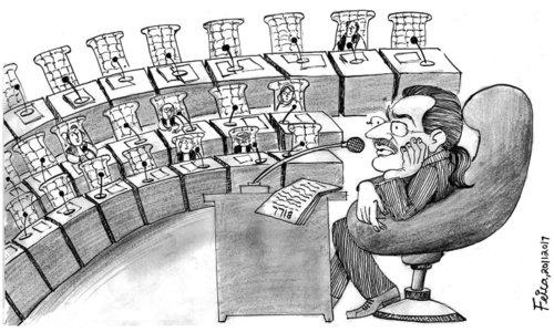 کارٹون : 20 نومبر 2017