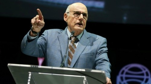 Jeffrey Tambor quits Transparent after sexual assault claims