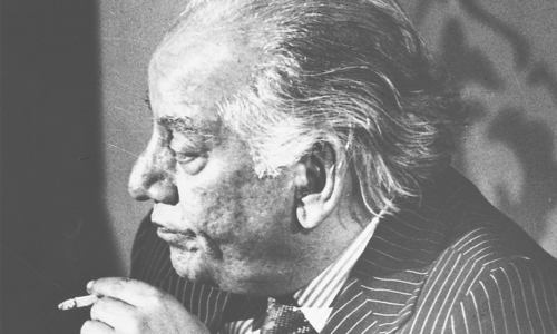 For Faiz Ahmed Faiz, 'going to jail was like falling in love again'