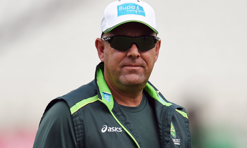 Lehmann urges former greats to back under-fire Australia