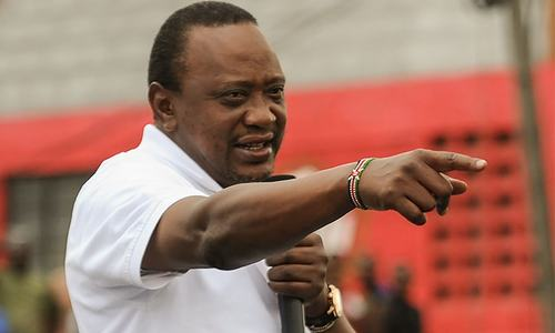 Kenya top court upholds President Kenyatta's win in repeat election