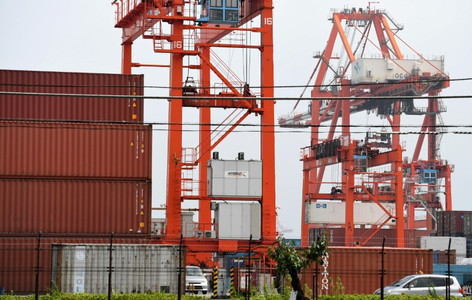 World's third-largest economy Japan reports 40% trade surplus drop in October