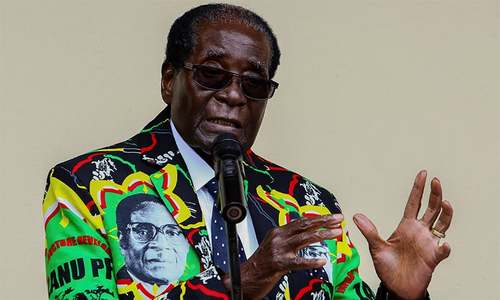 Zimbabwe's defiant Mugabe ignores deadline for resignation, faces impeachment