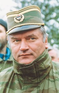 Ratko Mladic — the 'Butcher of Bosnia' charged with siege and slaughter