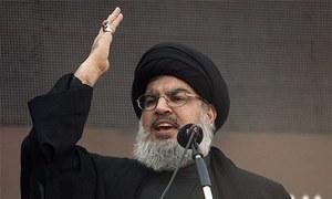 حزب اللہ نے عرب ممالک میں کارروائی کے الزام کو مسترد کردیا