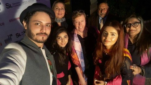 Osman Khalid Butt, Momina Mustehsan and more come together to honour women's rights activists