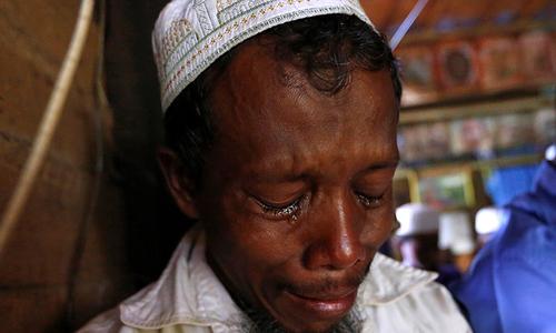 روہنگیا مسلمانوں پر ظلم، نسلی بنیادوں پر غیر انسانی سلوک قرار