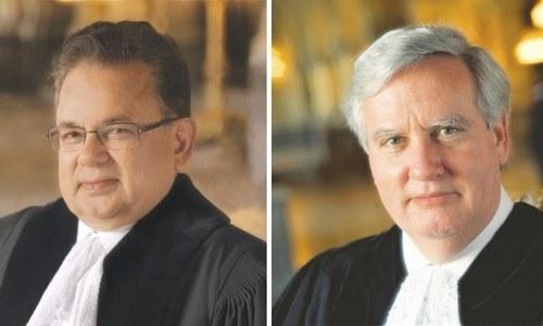 برطانوی جج دستبردار، بھارتی جج عالمی عدالت انصاف کا حصہ بن گئے