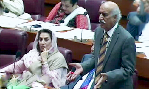 Opposition bid to restrict disqualified persons from holding party office foiled by govt
